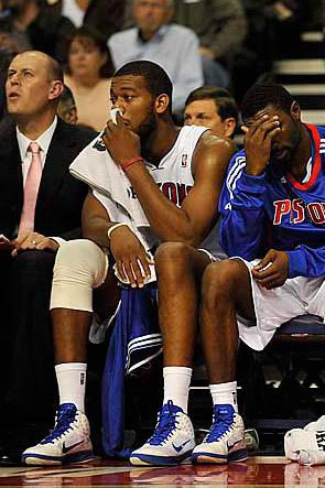 2011 Detroit Pistons Season