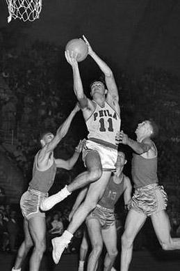 1950-51 Philadelphia Warriors Season