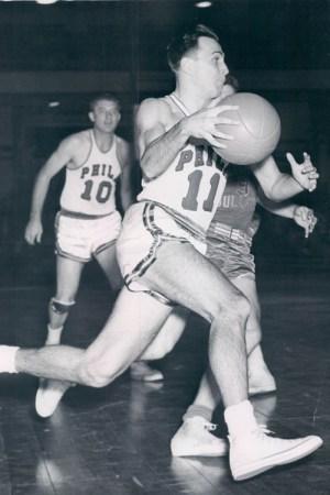 1951-52 Philadelphia Warriors Season