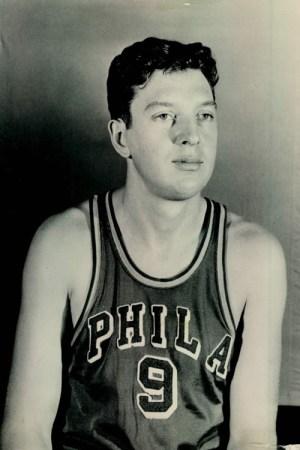 1953-54 Philadelphia Warriors Season