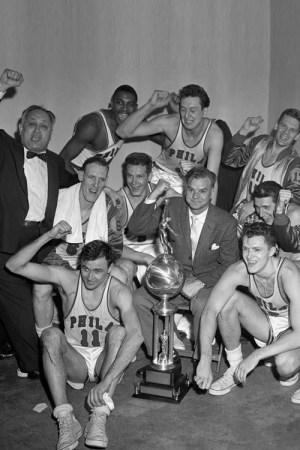 1955-56 Philadelphia Warriors Season