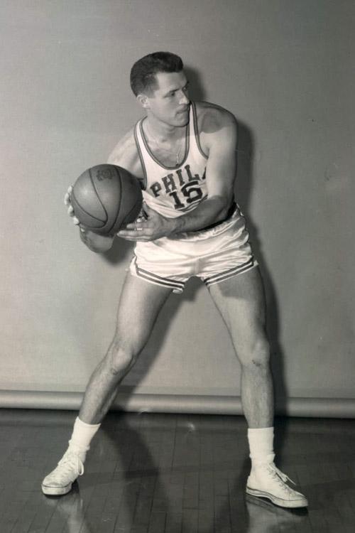 1958 Philadelphia Warriors season