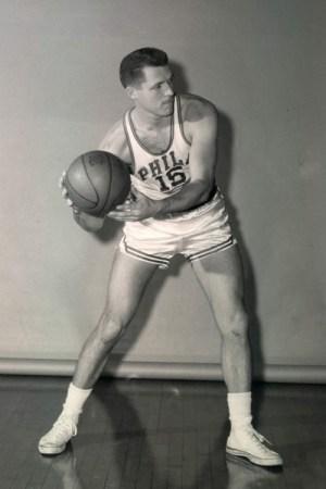 1957-58 Philadelphia Warriors Season