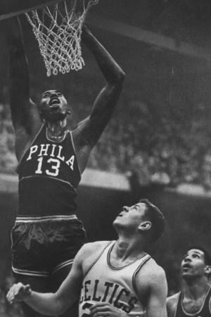 1959-60 Philadelphia Warriors Season