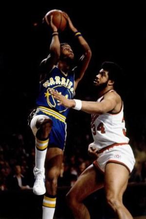 1984-85 Golden State Warriors Season