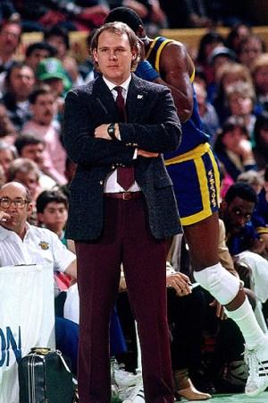 1986-87 Golden State Warriors Season