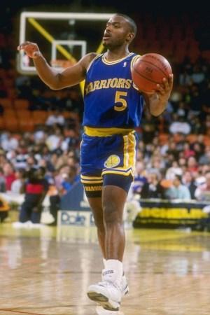 1990-91 Golden State Warriors Season
