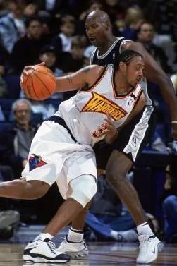 1999-00 Golden State Warriors Season