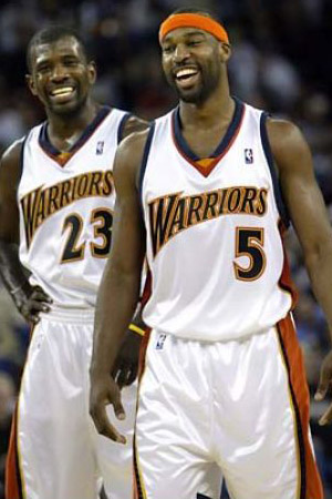 2005-06 Golden State Warriors Season
