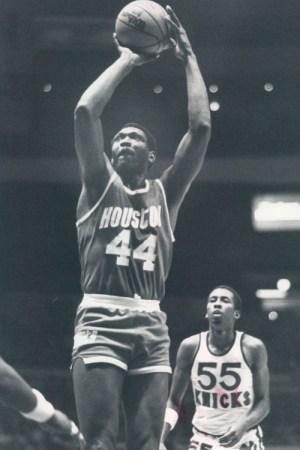 1981-82 Houston Rockets Season