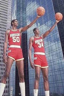 1984-85 Houston Rockets Season