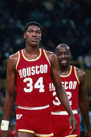 1985-86 Houston Rockets Season