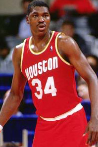 1986-87 Houston Rockets Season