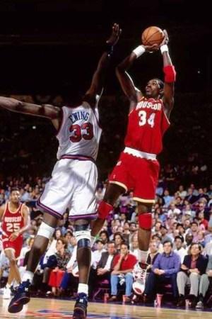 1991-92 Houston Rockets Season