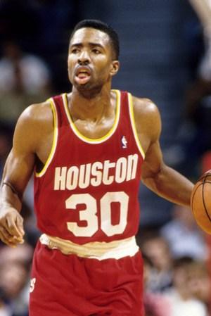 1992-93 Houston Rockets Season