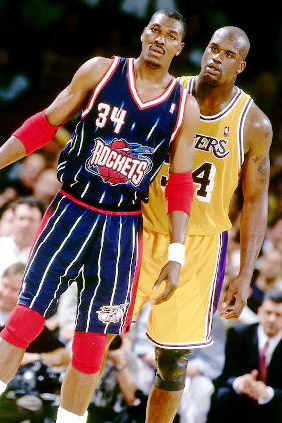 1997-98 Houston Rockets Season