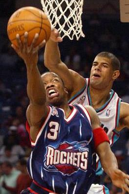 2001-02 Houston Rockets Season