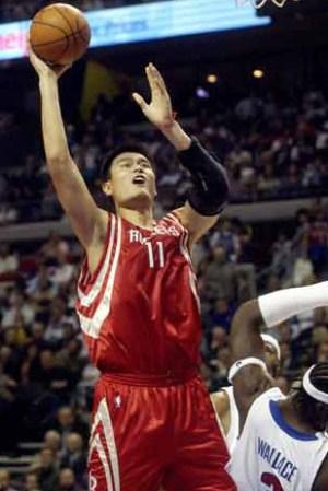 2003-04 Houston Rockets Season