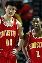 2004-05 Houston Rockets Season