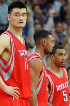2010-11 Houston Rockets Season