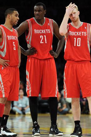 2011-12 Houston Rockets Season