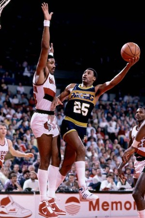 1985-86 Indiana Pacers Season