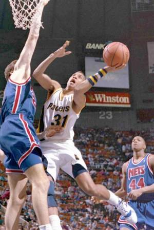 1991-92 Indiana Pacers Season