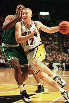 1997-98 Indiana Pacers Season