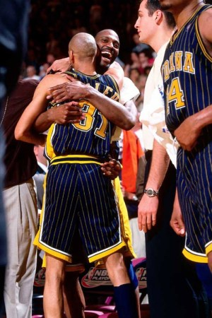 1998-99 Indiana Pacers Season
