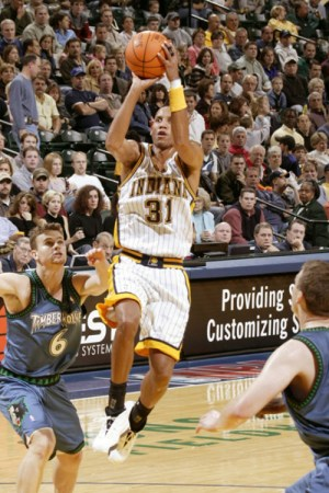 2002-03 Indiana Pacers Season