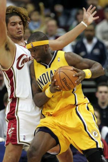 2007 Indiana Pacers season