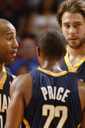 2008-09 Indiana Pacers Season