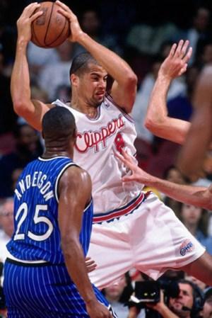 1994-95 Los Angeles Clippers Season