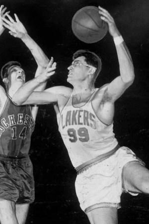 1950-51 Minneapolis Lakers Season