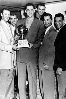 1954 NBA Season
