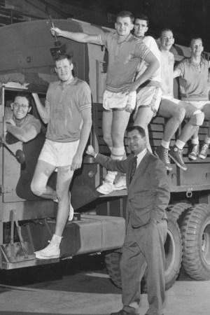 1956-57 Minneapolis Lakers Season