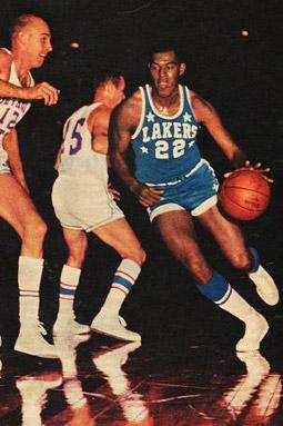 1958-59 Minneapolis Lakers Season