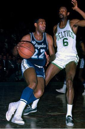 1961-62 Los Angeles Lakers Season