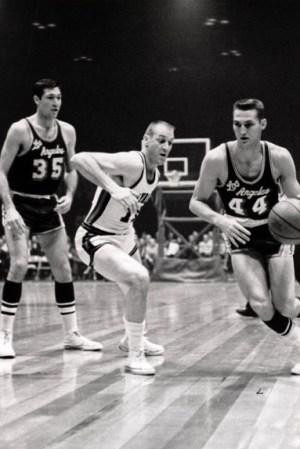 1963-64 Los Angeles Lakers Season