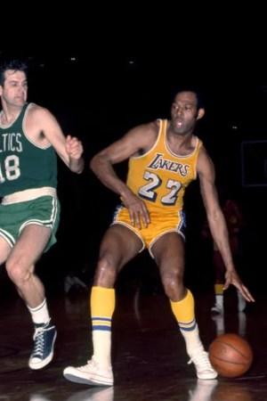 1967-68 Los Angeles Lakers Season