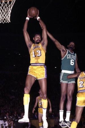 1968-69 Los Angeles Lakers Season