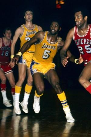 1970-71 Los Angeles Lakers Season