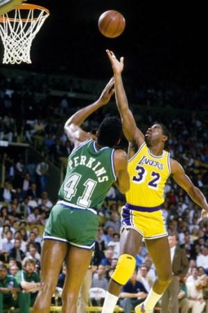 1985-86 Los Angeles Lakers Season