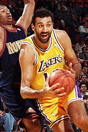 1995-96 Los Angeles Lakers Season