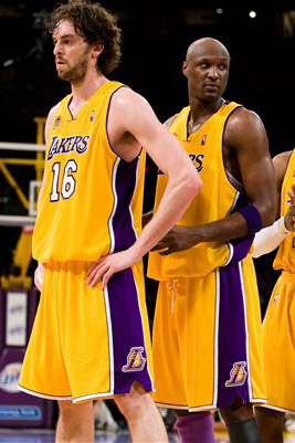2010-11 Los Angeles Lakers Season
