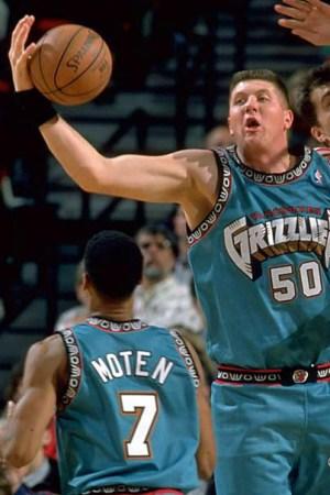 1996 Vancouver Grizzlies Season
