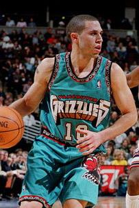 2001 Vancouver Grizzlies Season