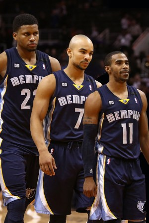 2011 Memphis Grizzlies Season