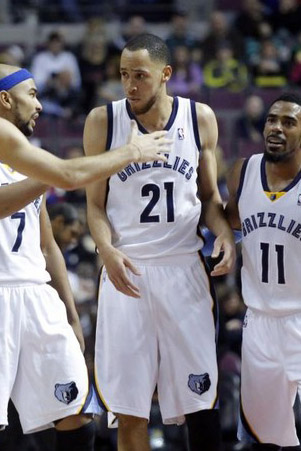 2014 Memphis Grizzlies season