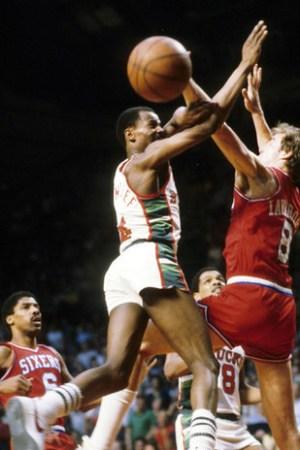 1982 Milwaukee Bucks Season